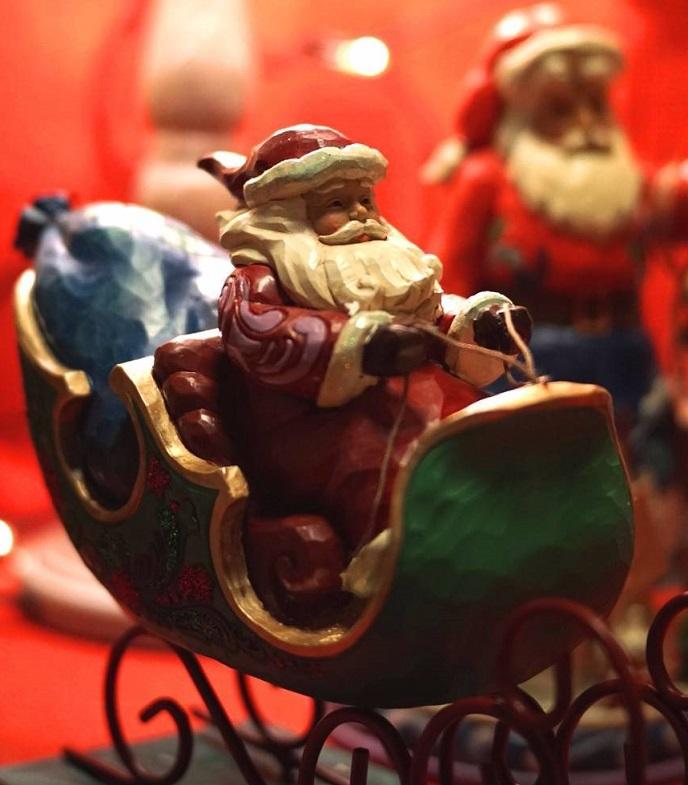 Cereria Bianchi:  Tutta la magia del Natale