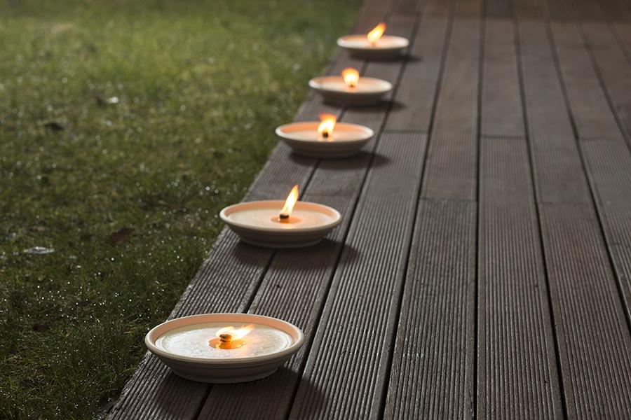 Candele Da Giardino Milano : Cereria bianchi candele liturgiche e home decor