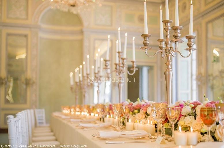 Cereria Bianchi – La suggestione delle candele per rendere più romantico il vostro matrimonio